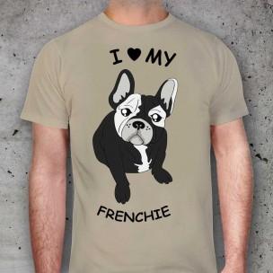 I love my frenchie