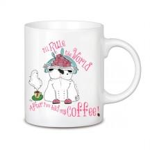 Coffe pug