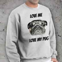 Love me Love my pug