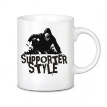 Taza Supporter Style
