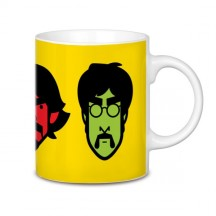 Taza Beatles