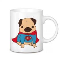 Taza Súper Pug