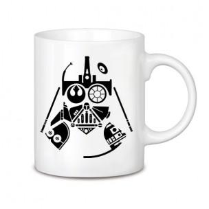 Taza Vader