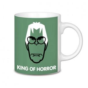 Taza King of horror