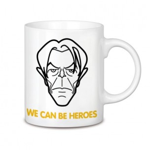Taza We can be heroes