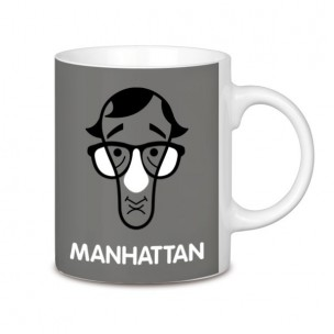 Taza Manhattan