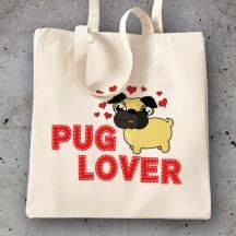 Bolsa Pug Lover