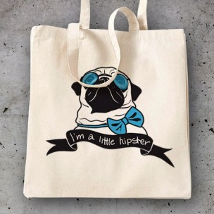 Bolsa Hispter Pug
