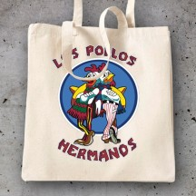 Bolsa Breaking Bad Pollos Hermanos