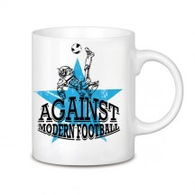 Against modern fooball