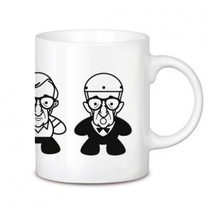Taza películas Woody Allen