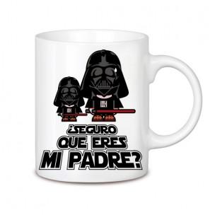 Darth Vader ¿Eres mi padre?