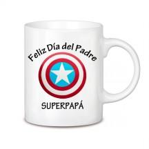 Papa superhéroe