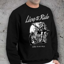 Live fast and ride free